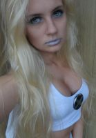 Emma Frost-White Queen 03 by EvenSummer