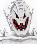 Ultron by fakechowder