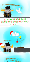 Secret Santa: mERRY cHRISTMAS TINKERBULL, by pxlhime