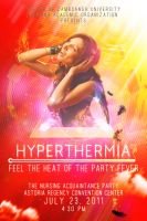 Hyperthermia Poster by resurrect97