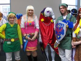 Zelda Group 2 by kcjedi89