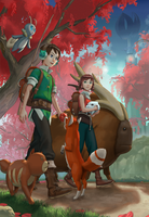 Yonder: The Cloud Catcher Chronicles by porksiomai