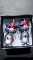Chibi Chub Earrings: TFP Starscream by Laserbot
