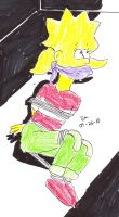 COSTUME CLOSET Lisa Simpson- by Godzilla713