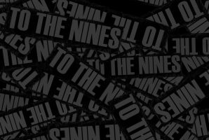To The Nines - Sticker by gnarlyxowen