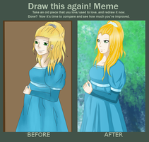 before and after by Song95