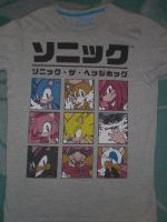 Camiseta Sonic! 2 by Inazumasonic24