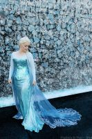 Queen Elsa of Arendelle by Frederica-La-Noir
