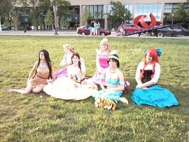 Disney!! Otakon 2013 by Jasong72483