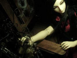 Still Doll I by Immortal-Wounds