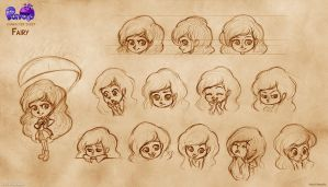 Purpulo - Fairy - Character Sheet by lilibz