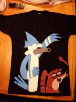 Regular Show T-Shirt! by Zortegus