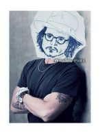 Johnny Depp by Wooden-Pints