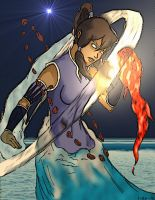 The Legend of Korra by Colour-of-Dreams