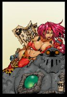 Battle Chasers by AKADoom