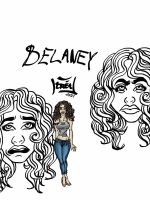 Character Study: Delaney by Dreaphilia