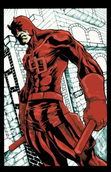 DareDevil Colours by Scarlet-Speed