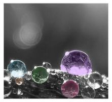 Water drops again by eggsmakemesmile