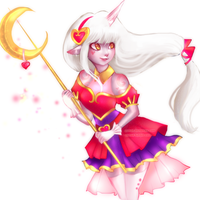 Sweetheart Soraka by Gumae