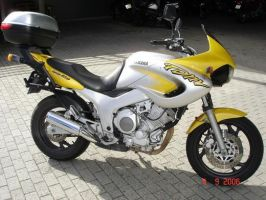 Motorcycle when new by galilee22000