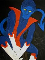 Nightcrawler by MissaDee