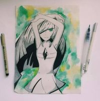 Lusamine by TruiArts