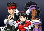Fighting Vipers ladies by rongs1234