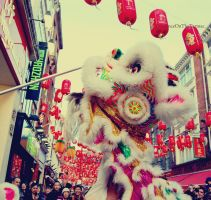The Chinese Dragon. by RomanceOnTheTarmac