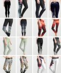 leggings prints + patterns by mel-an-choly