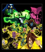 Sinestro Corps-Neogen10 by GL-HonorGuard