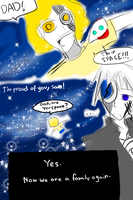 P2- Dad, I'm in Space by AxHiaLuS