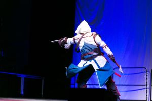 Zenkaikon Hall of Cosplay Contest by Paladin0