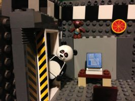 Five Nights at Lego's by 5485studios