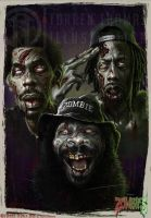 Flatbush Zombies by Bigboithomas84