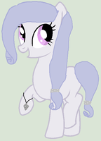 Pony Adopt! Maud x Rarity by Meadow-Leaf