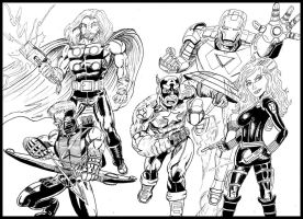 5 of Marvel's Avengers by C4L