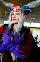 Otakon 2011 Ultimecia by DarkGyraen