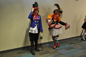 Two Drocells - Black Butler by JameesPhotos