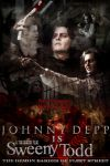 Sweeny Todd Poster by funerals0ng