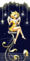 Starry Canary by canarycharm