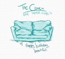 The Couch by I-Rant-Quite-Often