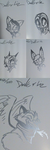 DK KS 2015 book sketch compilation by ezioauditore97
