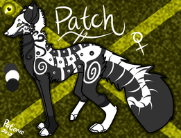 Patch's ref by Patienceforever1