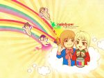 YunJae - rainbow by eternalyunjae