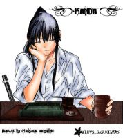 Kanda for Arisu nee-chan by 7luvs-sasuke795