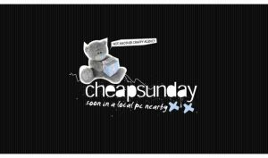promo.cheapsunday by k0zz