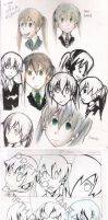 SketchDump: Maka Obsession by Drifth
