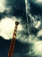 Ladder to Angels by enioku