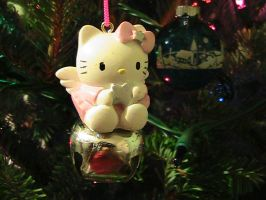 Hello Kitty Christmas by superspecialoi