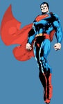 Superman by green83